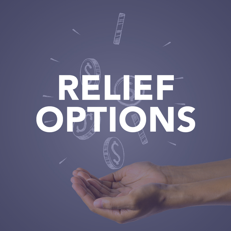 Funding Relief Options